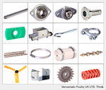 cutouts products fan pipe spring cogs bearings pumps